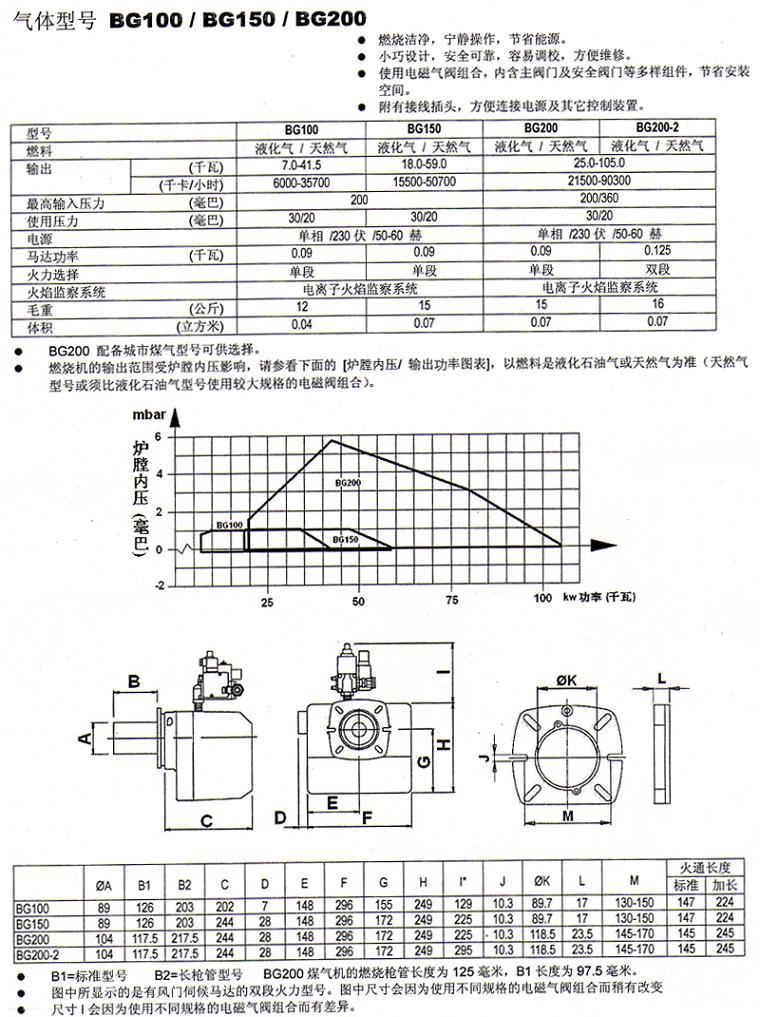 广东百特燃烧器有限公司 - 产品展示